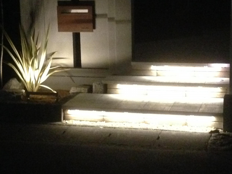 家の顔、外灯施工一覧画像