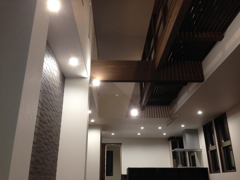M様邸 新築照明電気工事画像