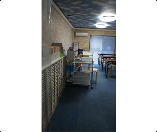 学研豊玉南3丁目教室,明るく、落ち着いた環境で学習できます。