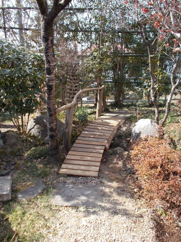 木橋 ※(施工前後の表示ではありません)施工前