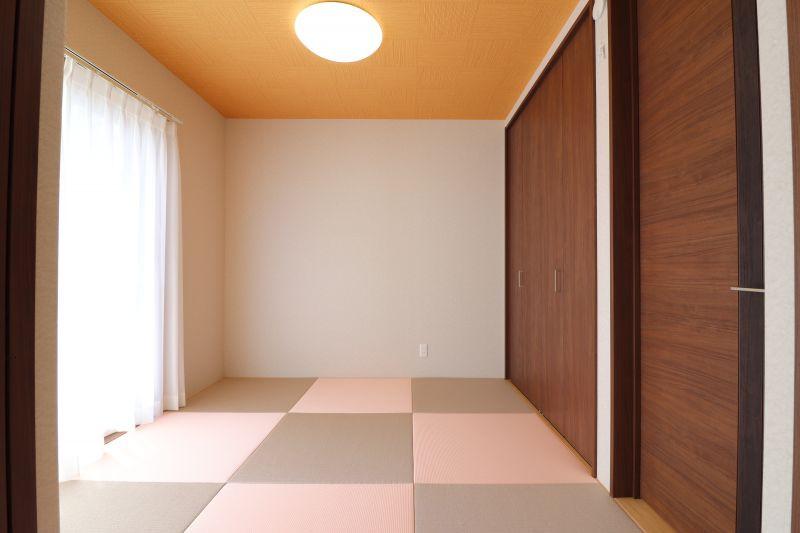 三原1丁目住宅完成しました。低価格ですが、設備は高性能仕様です。