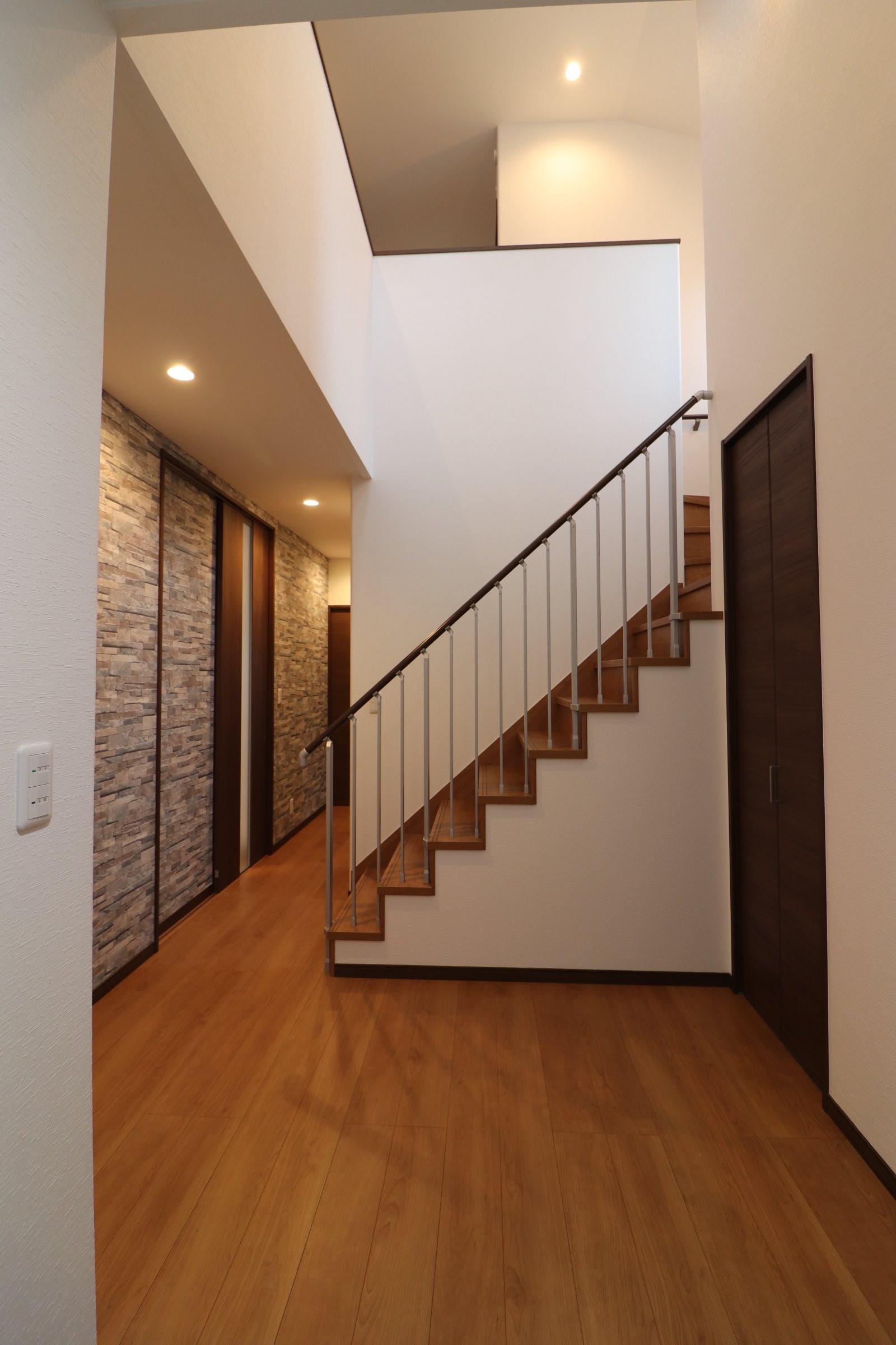 新築住宅昨年末完成しました。