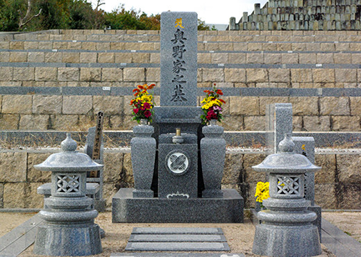 お墓の施工事例 画像9