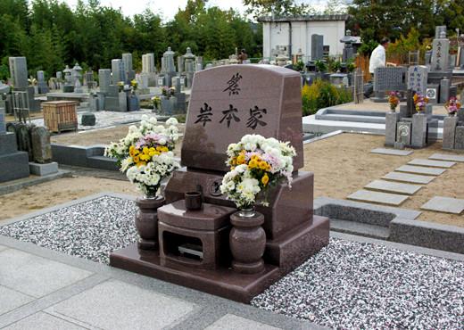 お墓の施工事例 画像14