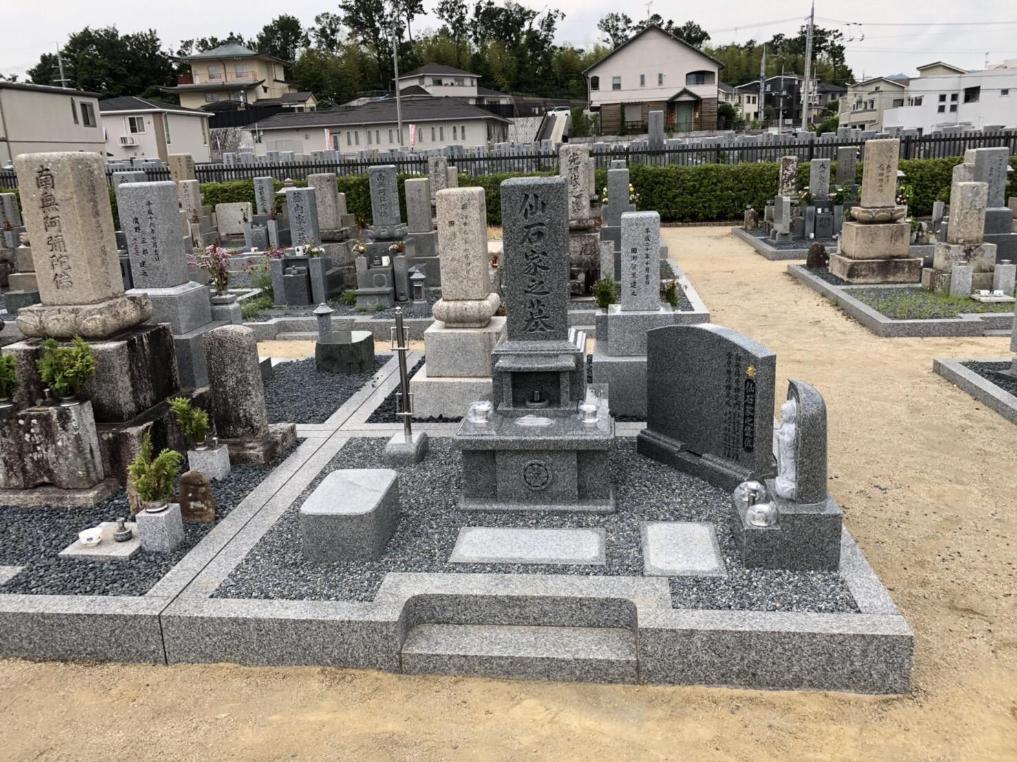 お墓の施工事例 画像7