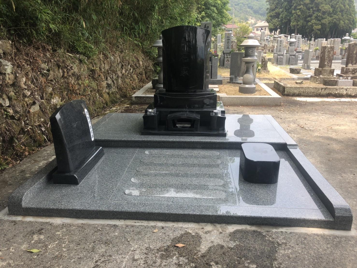 お墓の施工事例 画像6