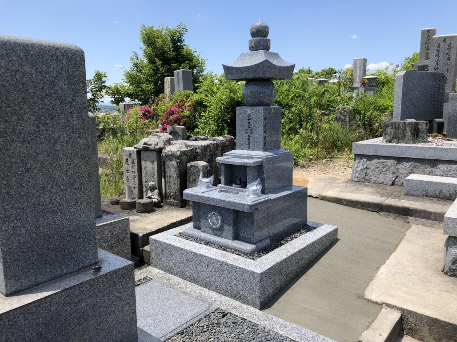お墓の施工事例 画像5