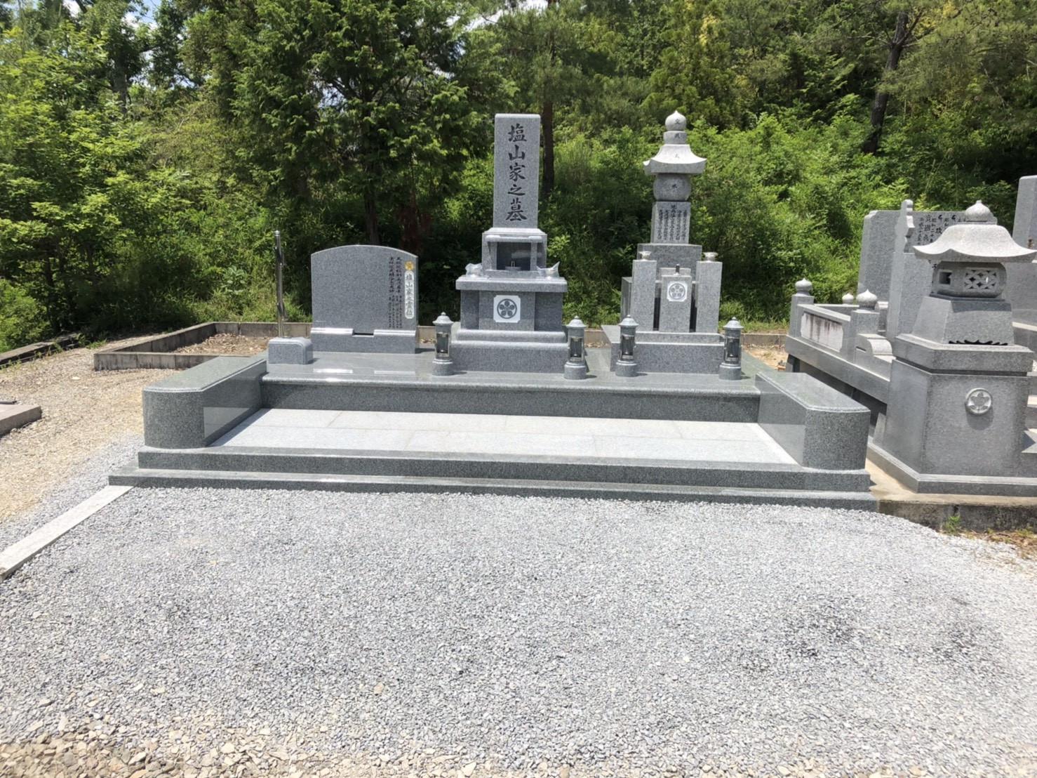 お墓の施工事例 画像4