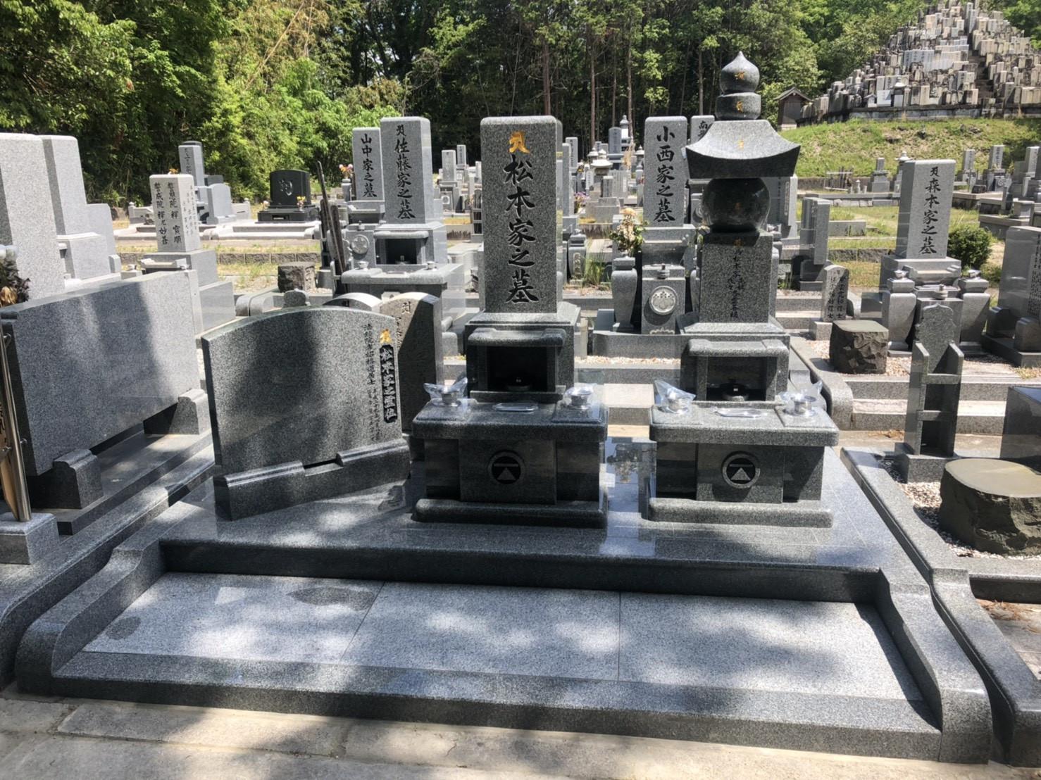 お墓の施工事例 画像3