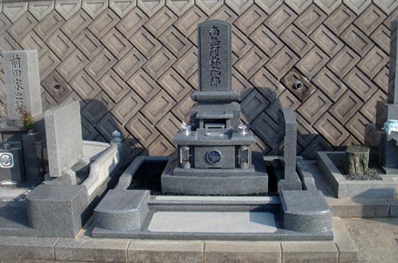 お墓の施工事例 画像17