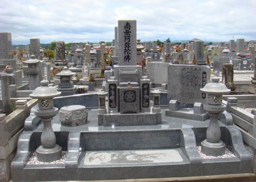 お墓の施工事例 画像19