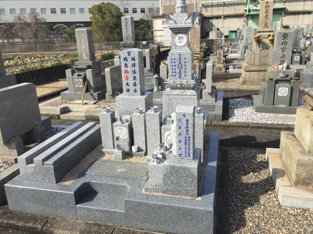 お墓の施工事例 画像37