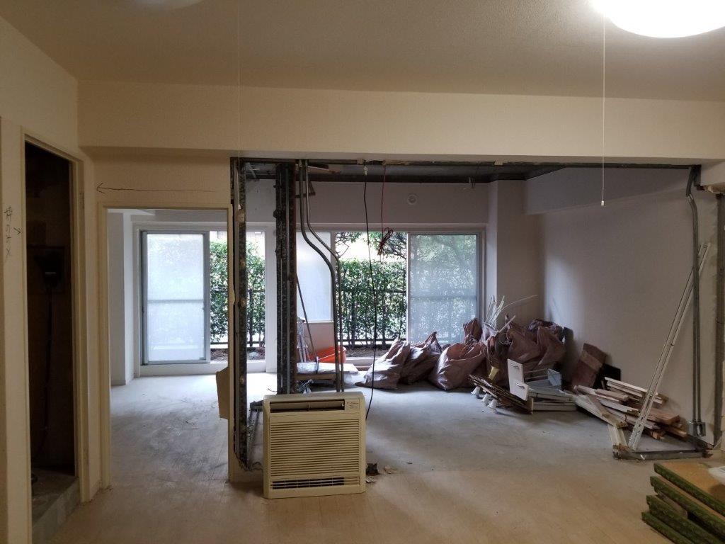 (仮称)北品川2丁目住宅解体工事 内装解体工事一式画像