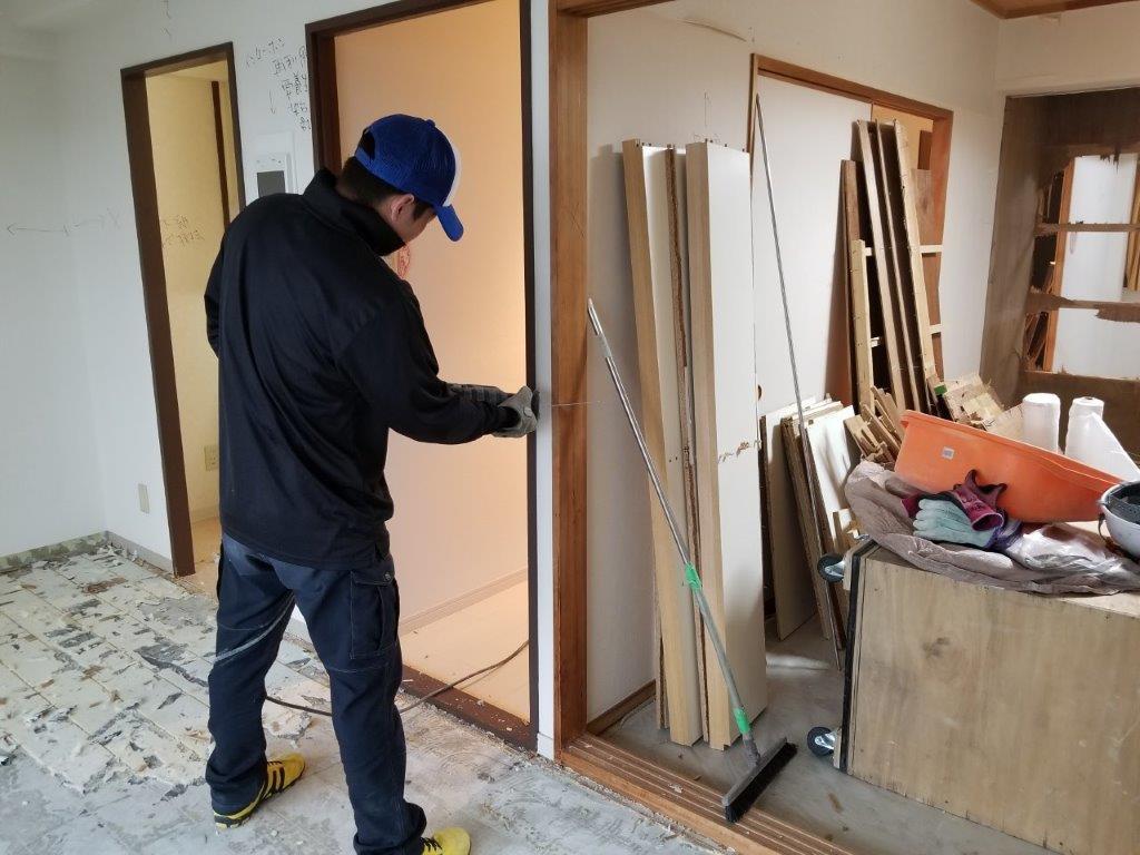 (仮称)浅草3丁目住宅解体工事 内装解体工事一式画像