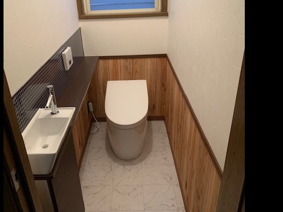 風呂、トイレ、洗面、入れ替え工事