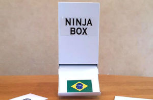 NINJA BOX (完成品)