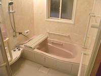お風呂リフォーム K様宅施工前画像