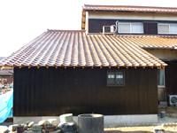 屋根リフォーム K様宅施工前画像