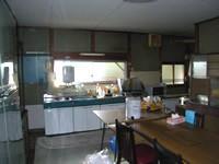 キッチンリフォーム K様宅施工前画像