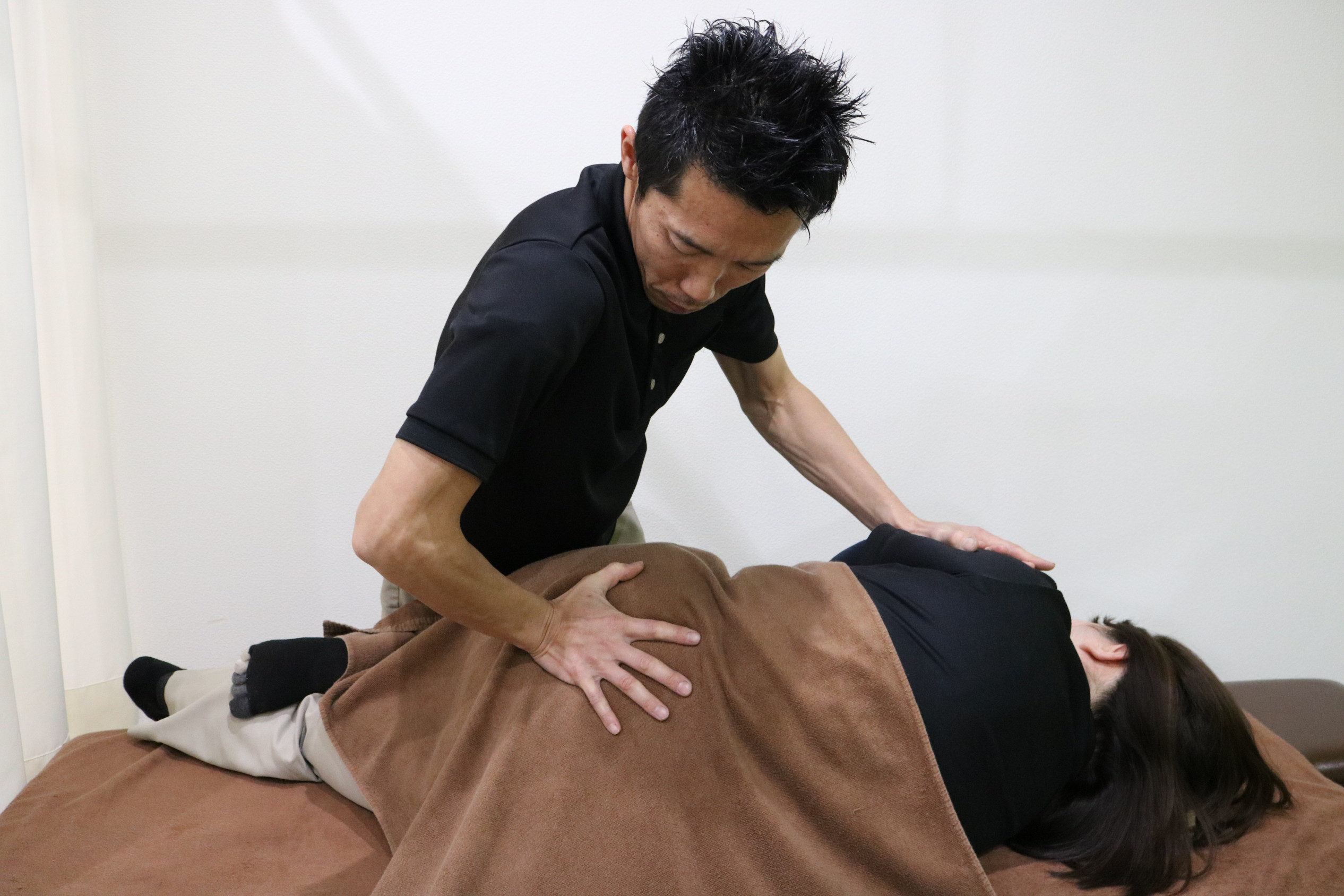 ② 木下式筋膜整体(心伝術)