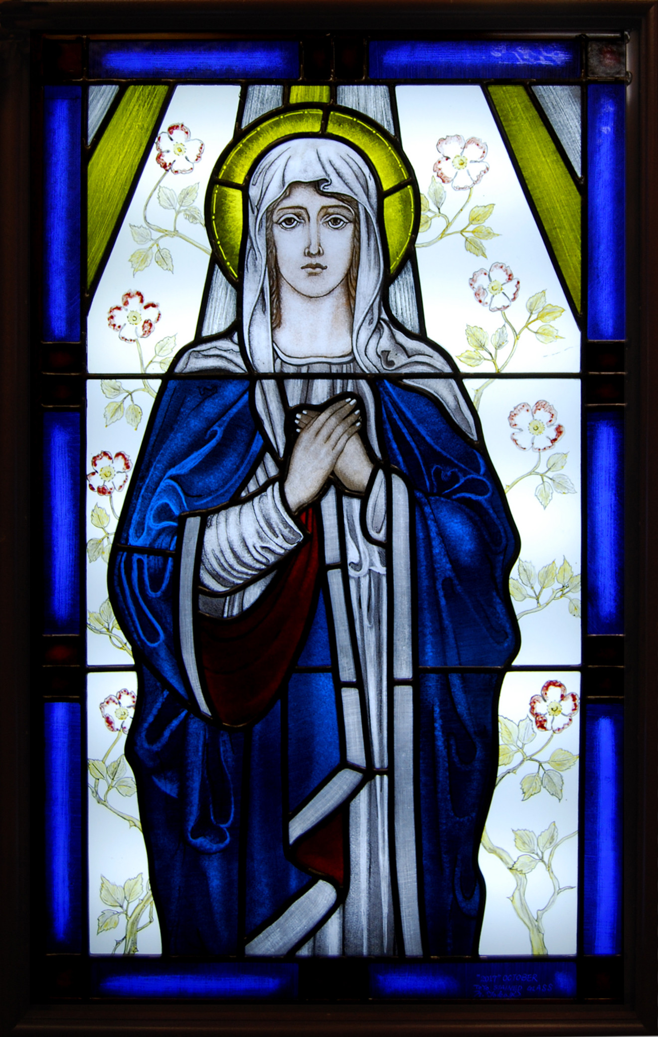 ●①聖母マリア画像1