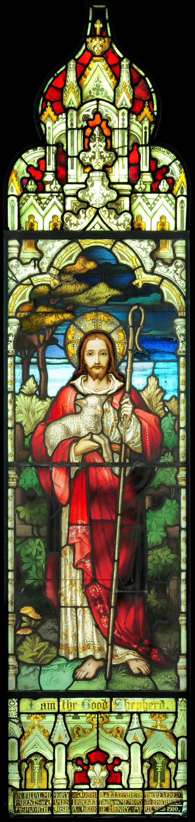 ●⑦よき羊飼いのキリスト画像1