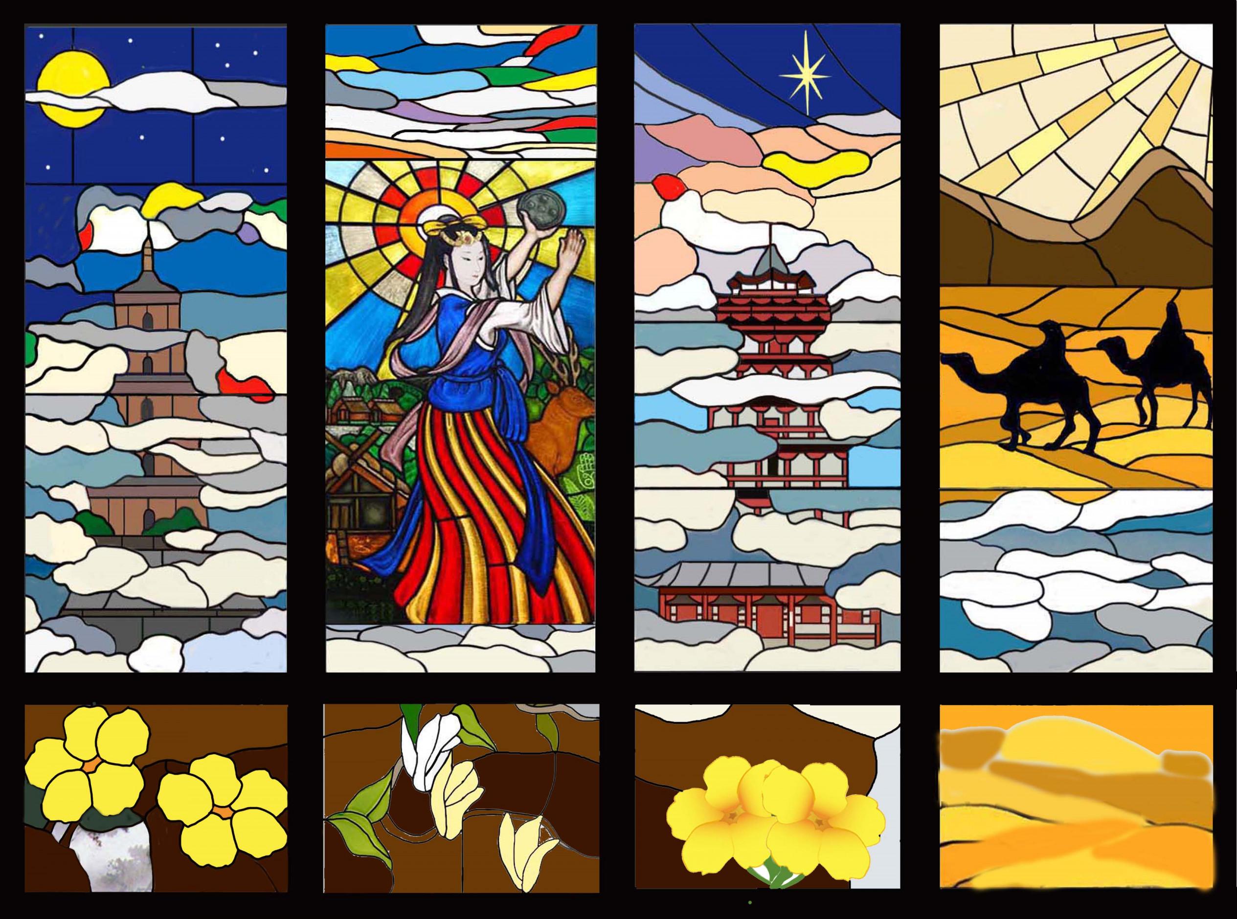 糒不動院 七聖殿画像1