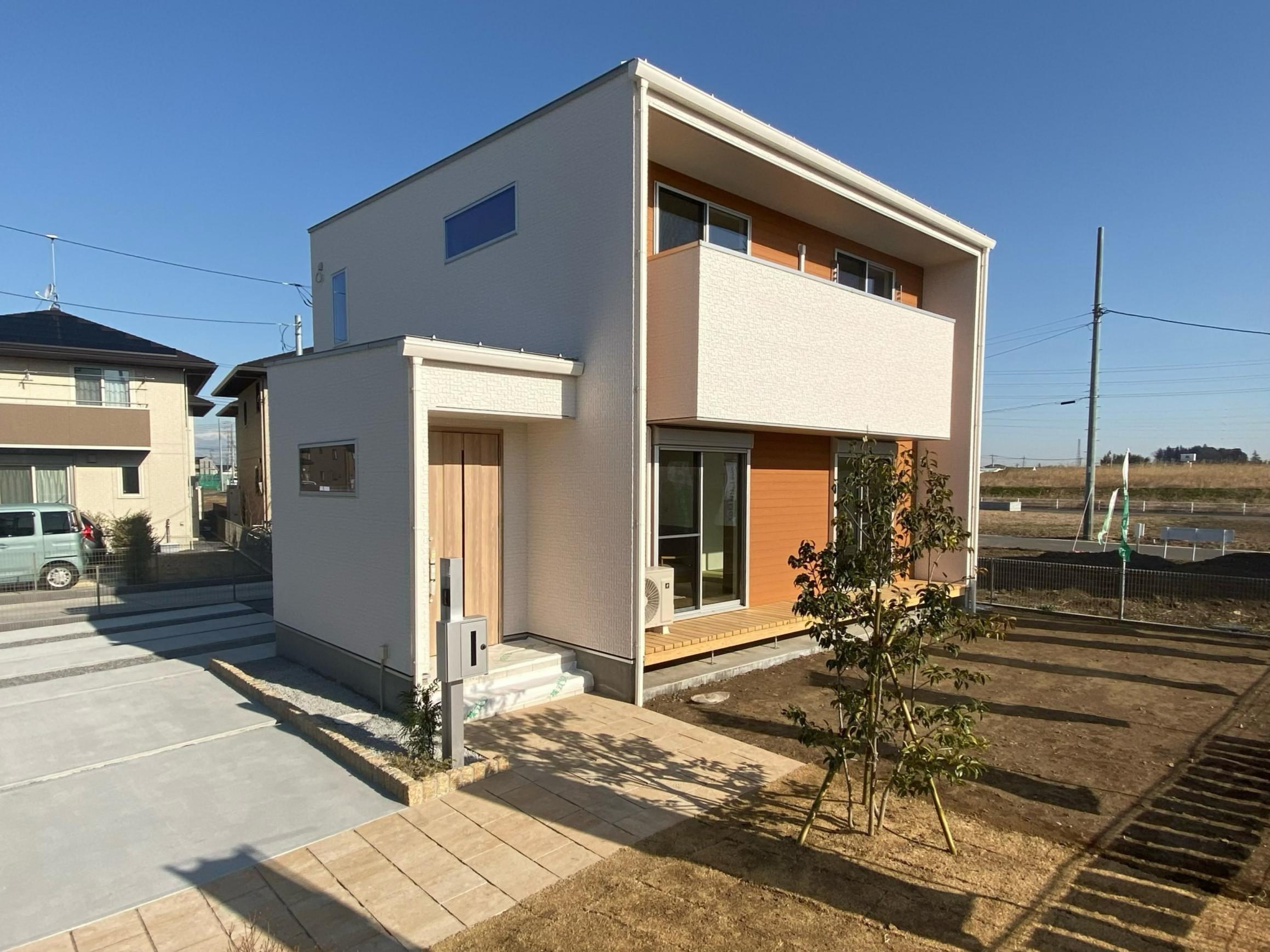 【御成約】旭町区画整理地内 ライフボックス 分譲住宅