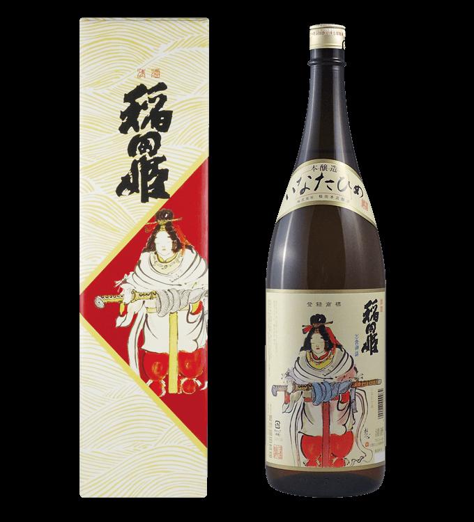 本醸造 稲田姫