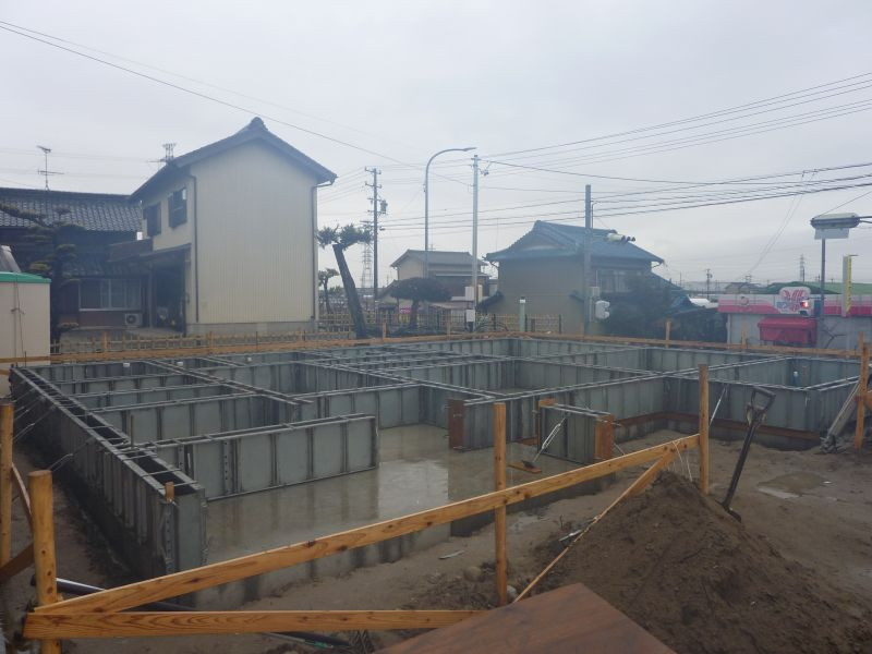 S様邸新築工事