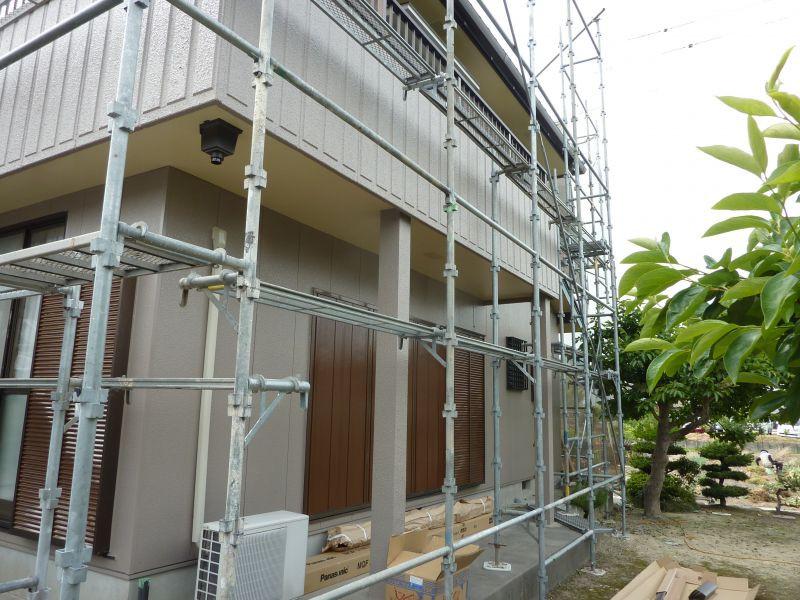 M様邸塗装工事