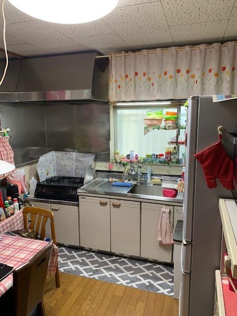 M様邸キッチン改修工事
