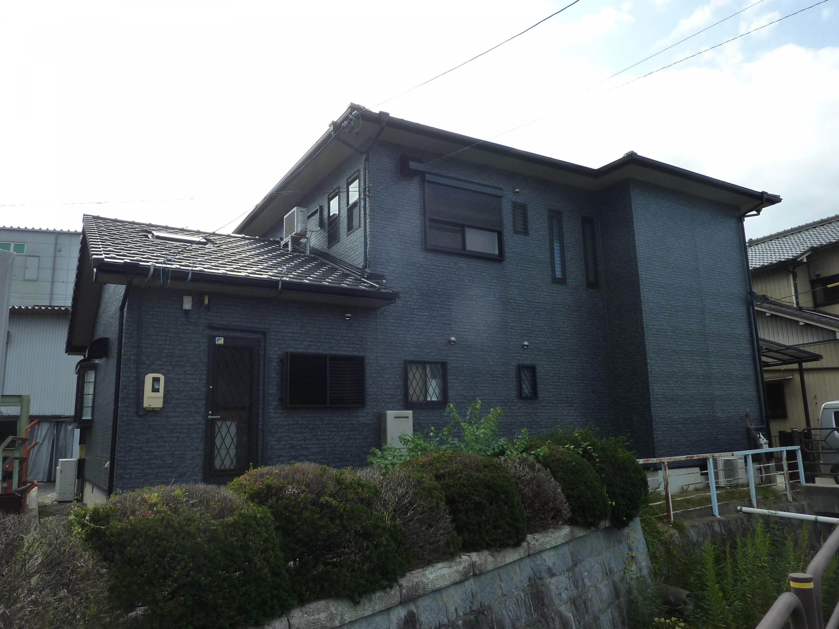A様邸塗装工事