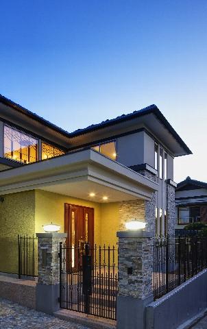 東大泉の家