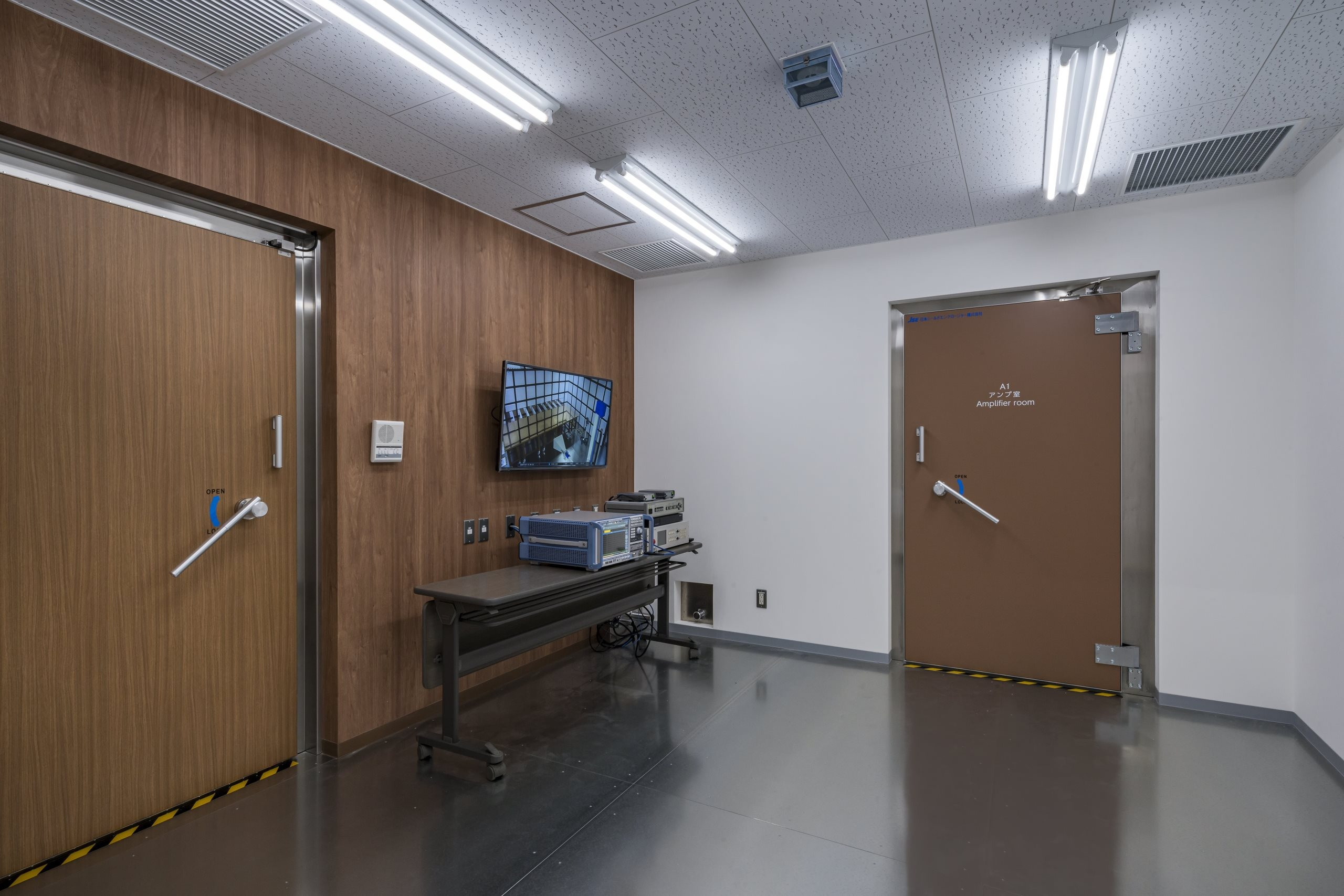 JQA多摩テクノパーク別棟4(電波暗室棟)