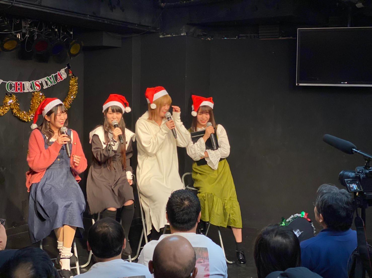 横道侑里のようこそTONIGHT☆〜Xmasライブイベント〜