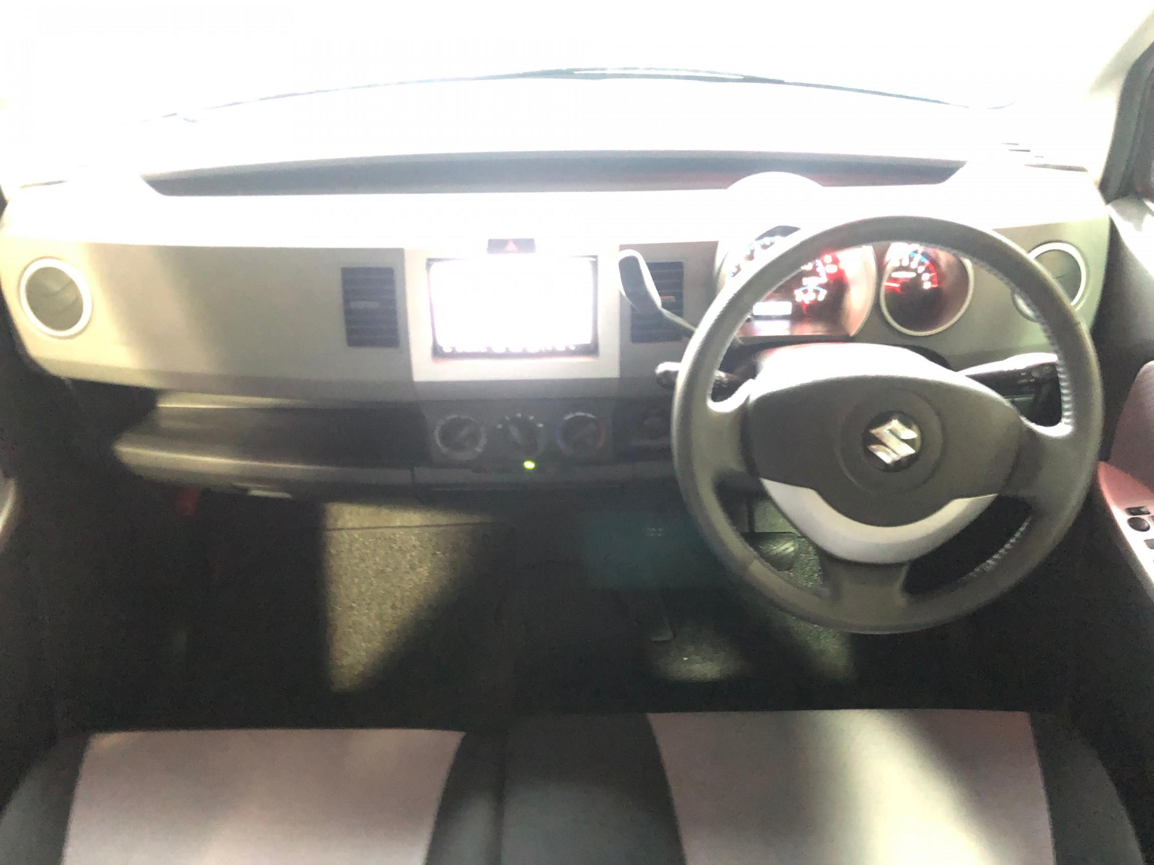 ワゴンR FX-Sリミテッド HDDナビ スマートキー タイミングチェーン 後期