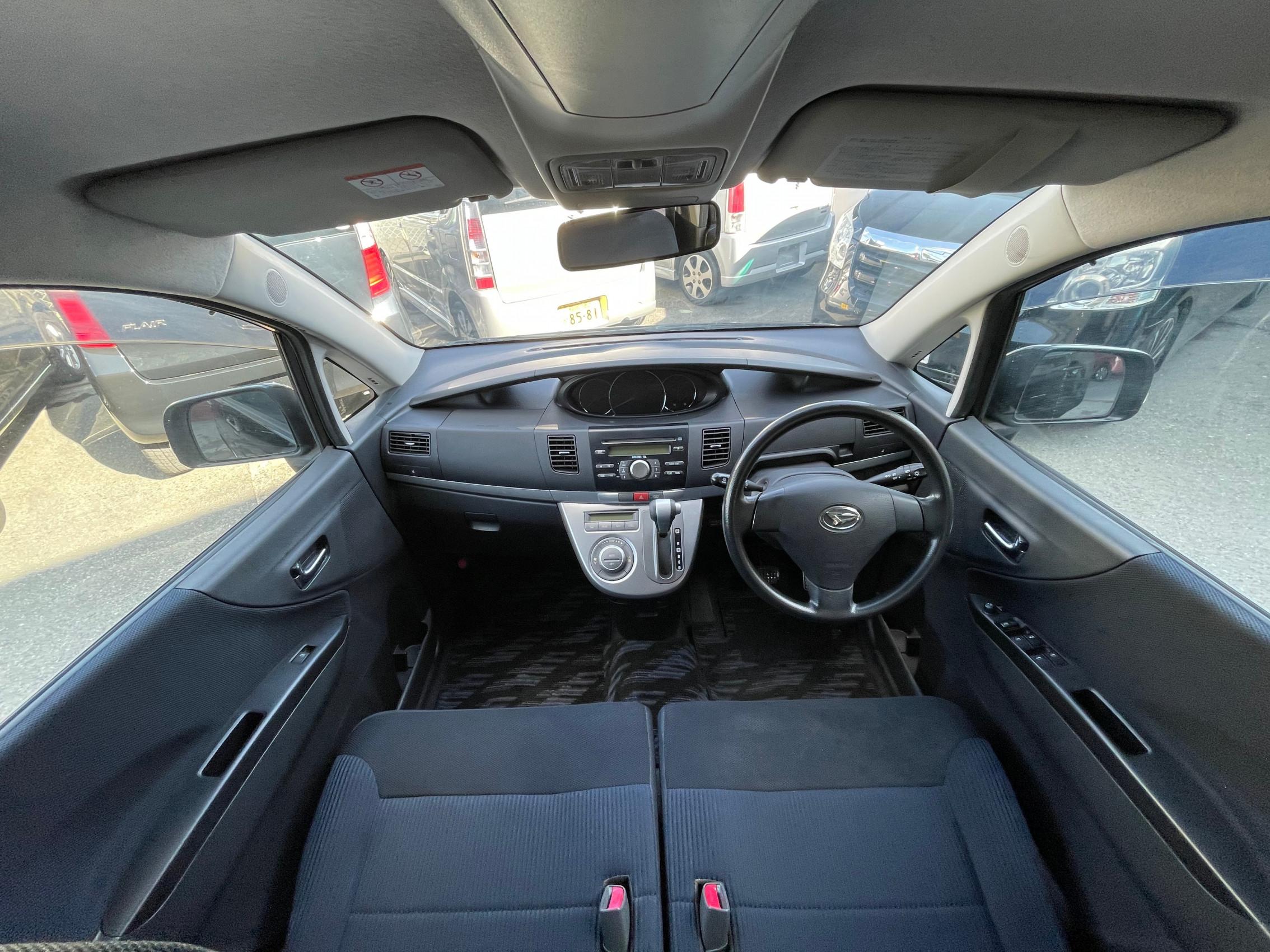 ムーヴ Xリミテッド  CD オートエアコン スマートキー CVT ウインカードアミラー ベンチシート タイミングチェーン