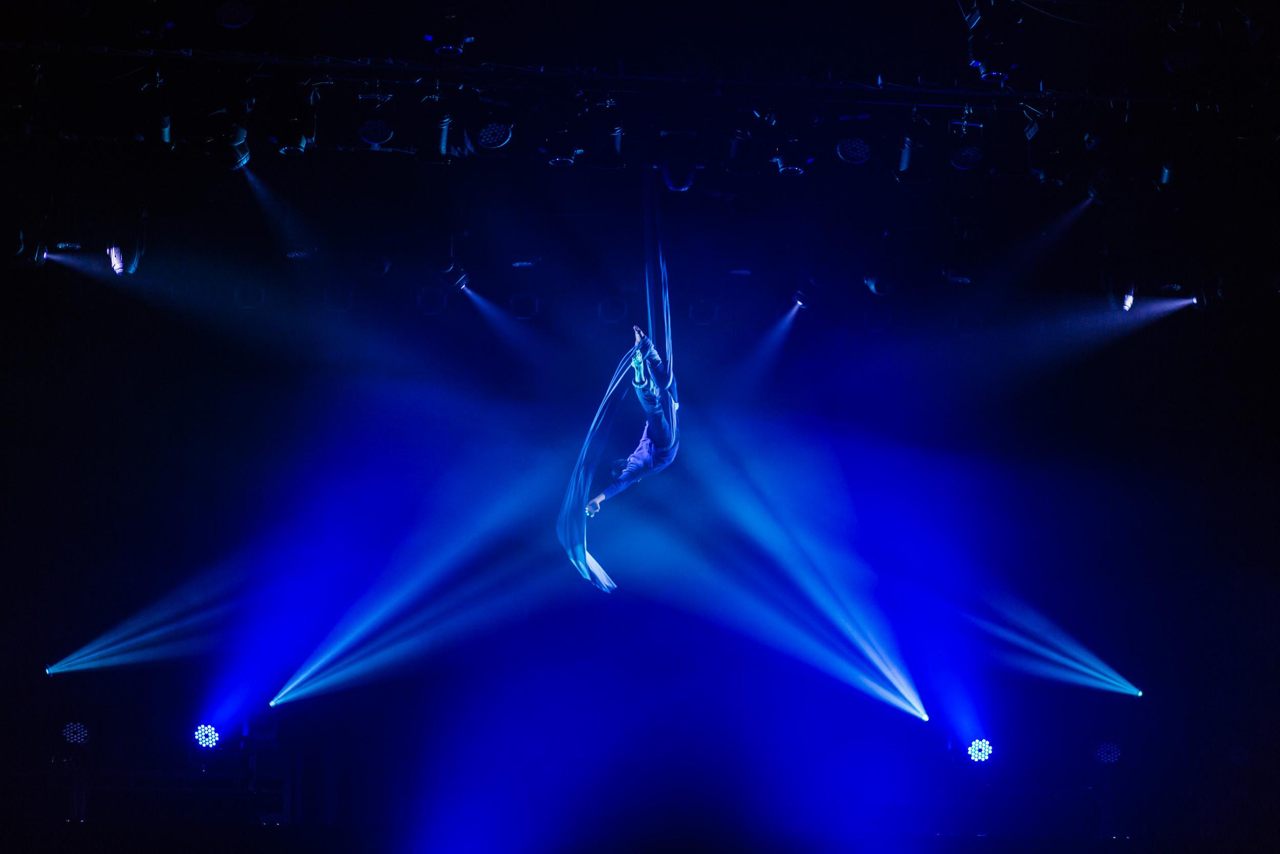 空間演出照明