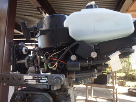 船外機 トーハツ3.5馬力