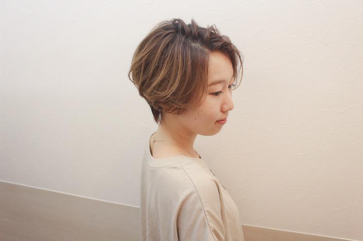 Handsome  hairの写真