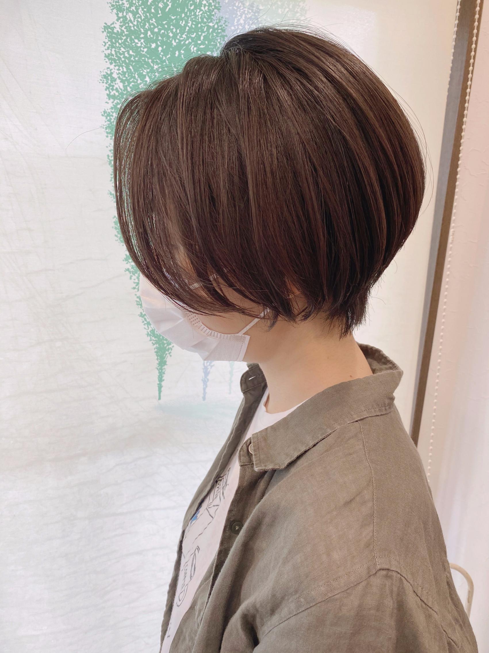 short   styleの写真