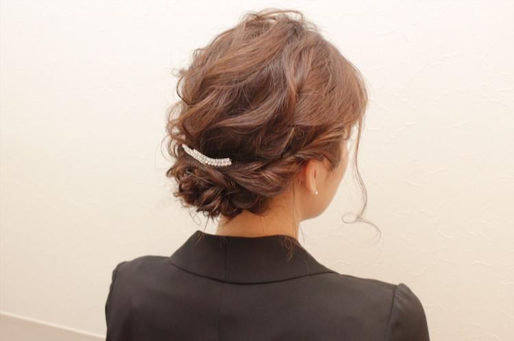 Party  hairの写真