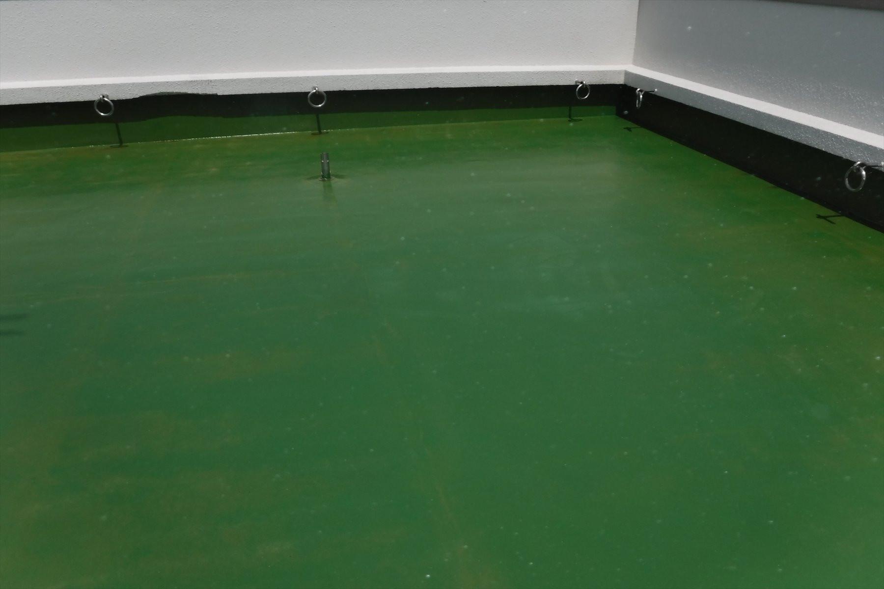 裾野市 雨漏りによる防水工事画像3