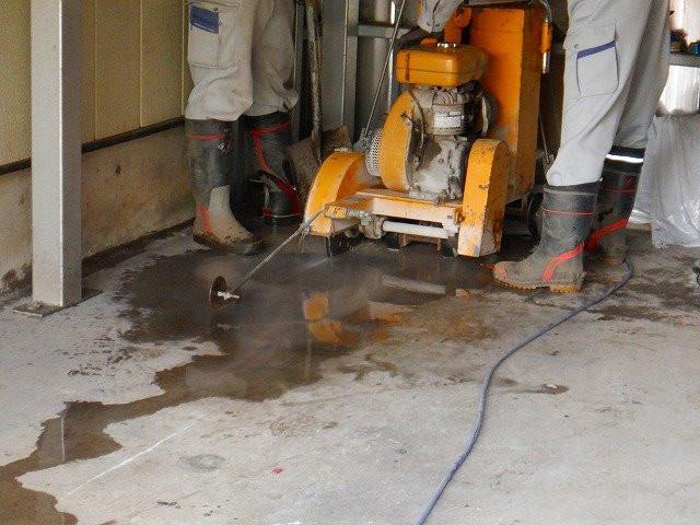 厚木市で浄化槽移設工事を実施画像2