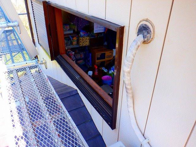 厚木市で全ヶ所アルミサッシ入れ替え工事 ガラススペーシア仕様画像4