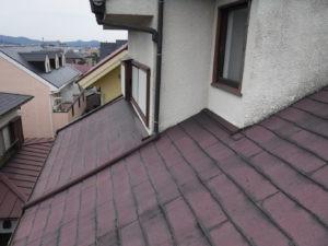 秦野市 雨漏りによる屋根葺き替えディーズルーフィングでカバー工事(カバー工法)画像9