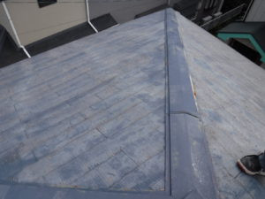 神奈川県横浜市 旭区でディートレーディングによる屋根葺き替え工事画像0