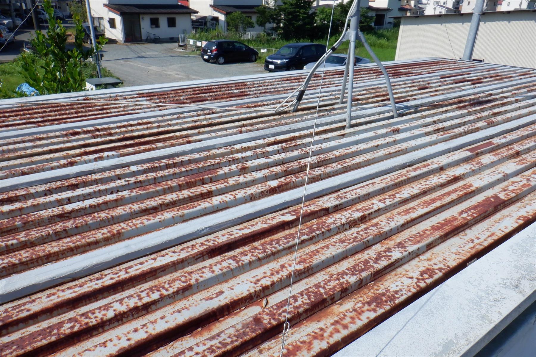小田原市 雨漏りによる屋根工事画像10