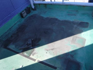 藤沢市 屋上防水を行いました。画像10